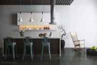 modern-kitchen-with-island-bar