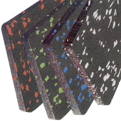 резиновые покрытия из резиновой крошки- структура неоднородна
