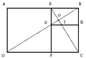 золотой прямоугольник
